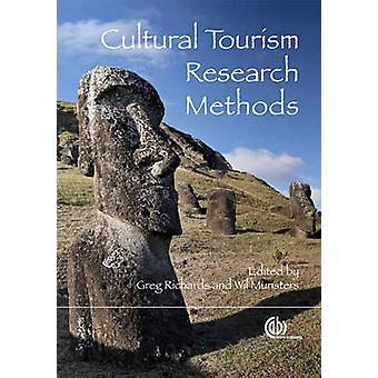 Kulturturismen forskningsmetoder av Greg Richards - W. Munsters - 97