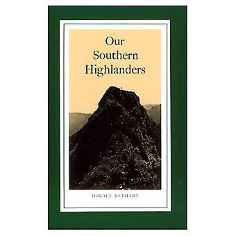 Onze zuidelijke Highlanders