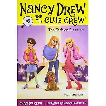 La catastrophe de la mode (Nancy Drew & l'équipage Clue (qualité) (rééditions))