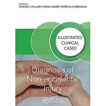 Diagnosticering af ikke-tilfældig skade: illustreret kliniske tilfælde
