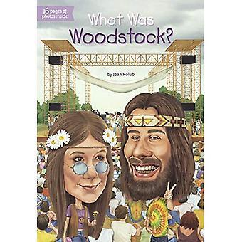 Vad var Woodstock?