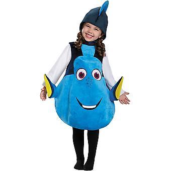 Dory batoľa kostým