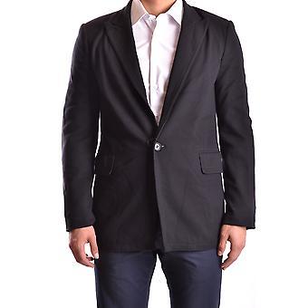 Bikkembergs Ezbc101014 Men's Black Nylon Blazer