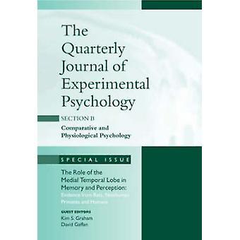Rollen av mediala temporalloben i minne och Perception bevis från råttor ickemänskliga primater och människor ett specialnummer av tidskriften av Graham & Kim