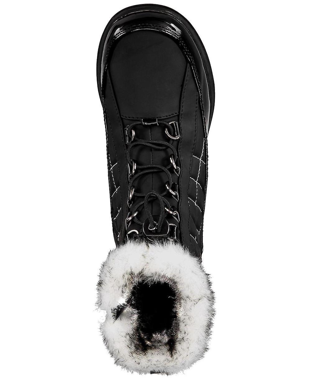 Jenny damskie sporto zamknięte Toe buty w niskich temperaturach XoBNp