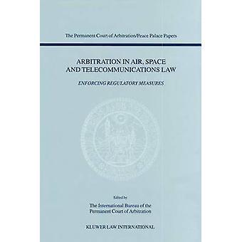 Skiljedom i luftrummet och telekommunikationslagen genomdriva regleringsåtgärder av Joyner