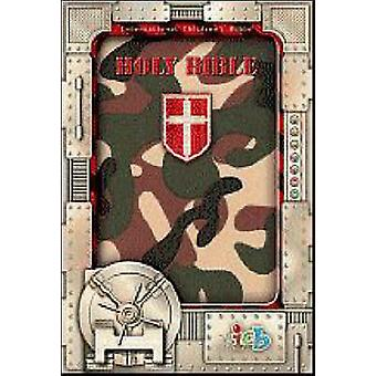 Compact Kids Bible-Green Camo von Thomas Nelson-9781400310357 Buch