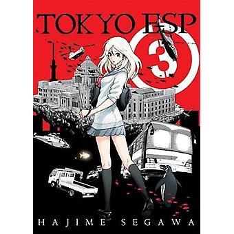 Tokyo ESP - Vol. 4 by Hajime Segawa - 9781942993018 Book