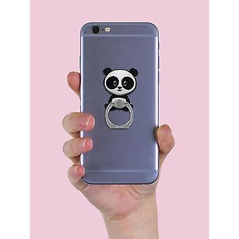 Grindstore Happy Panda Phone Ring & Stand
