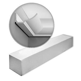 كورنيش القوالب الديكور عراك C351-مربع