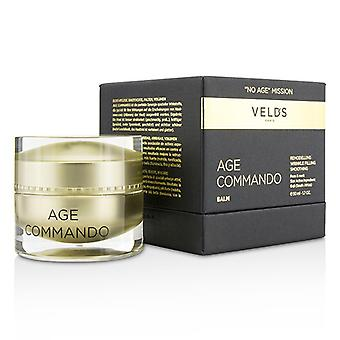 Veld's Age Commando 'No Age' Mission Balm - For Face & Neck 50ml/1.7oz