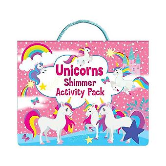 Unicorn Simmer activiteit Pack set