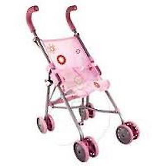 Vercor roze kinderwagen
