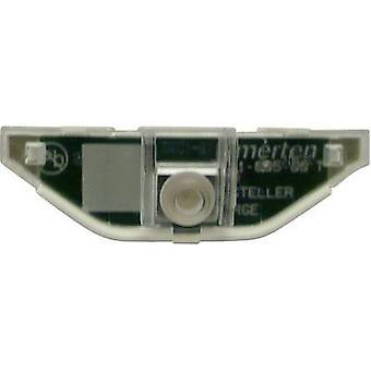 Merten LED glow lamp Accessories Red MEG3901-0006