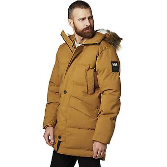 Helly Hansen Mens Barents Breathable Waterproof Parka Jacket