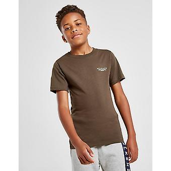 New McKenzie Boys' Essential Short Sleeve T-Shirt Khaki