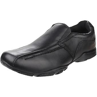 Hush pennut lasten pojat Bespoke vanhempi takaisin koulu nahka kengät