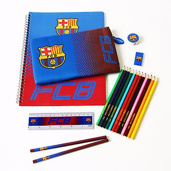 FC Barcelona Official Fade Ultimate Stationery Set