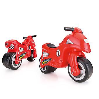 Dolu mi primera moto - bici del Balance rojo