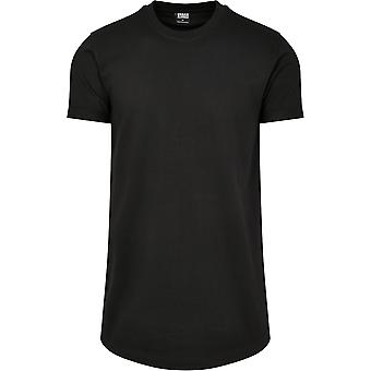 Urban Classics Men's T-Shirt Short Shaped Turn Up