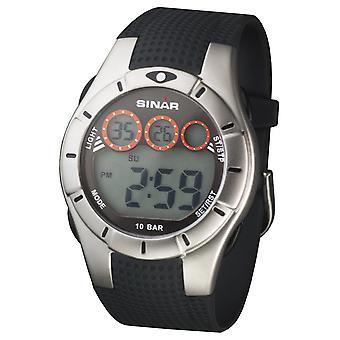SINAR mládež Sledujte deti náramkové hodinky digitálny Quartz Unisex guma XG-70-1