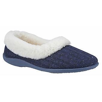 Vloot & Foster dames/dames Hilda slipper