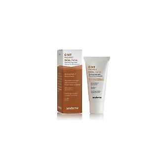 Sesderma C Vit Radiance Revitalizing Facial Mask 50ml
