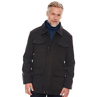 Pegasus Mens Wool Touch Jacket