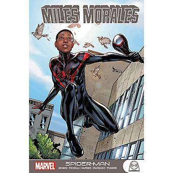 Miles Morales Spiderman door Brian Michael Bendis