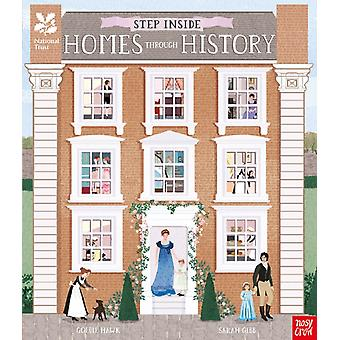National Trust Step Inside Homes Through History by Goldie Hawk