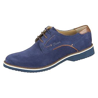Sioux Eniz Atlantic Velour 34754 ellegant all year men shoes