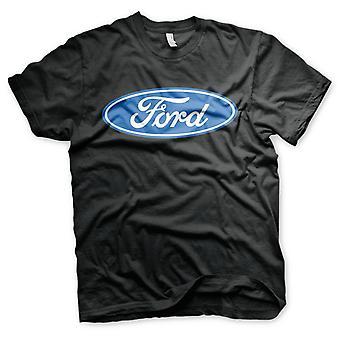Camiseta oficial del logotipo del vehículo de coche de Ford Automobiles