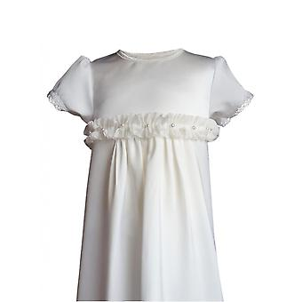 Christening Dress Grace Of Sweden - Grace Princess-pearl I Off White