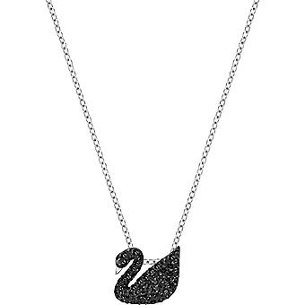 Necklace and pendant Swarovski 5347330 - necklace and pendant Black Swan set woman