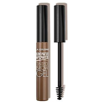 L.A. Colors Eyebrow Gel Fixer Browie Wowie Soft Brown