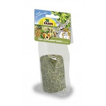 Jr Farm JR FARM Hay gourmet tunnel - fruit mixture (Small pets , Treats)