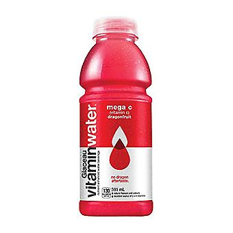 Vitamin Water Glaceau Mega-( 591 Ml X 12 Bouteilles )