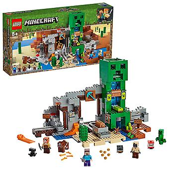 LEGO Minecraft - Creeper Mine