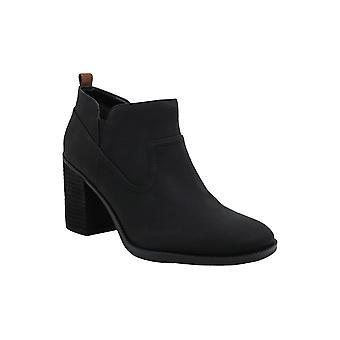 Dolce Vita Womens Lanie Almond Toe Ankle Fashion Boots