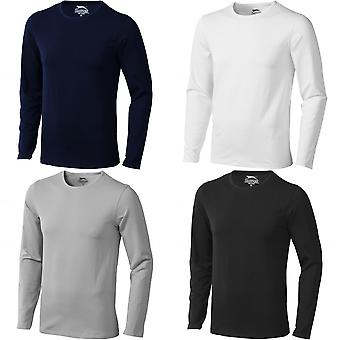 Slazenger Mens Curve Long Sleeve T-Shirt