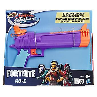 Nerf Super Soaker Fortnite HC-E Water Blaster Ages 6 Years+