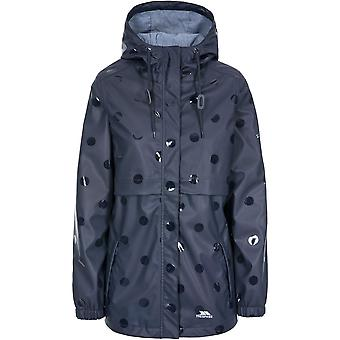 Trespass Womens Farewell Longer Length Waterproof Raincoat