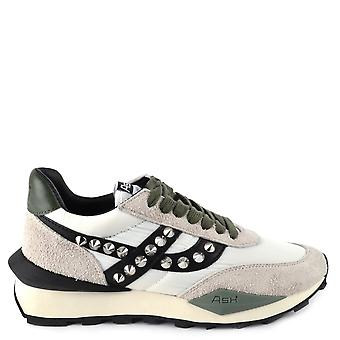Ash SPIDER STUDS Eco Trainers Grey Suede