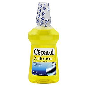 Antibakterielt munnvann multi beskyttelse Cepacol, 24 oz