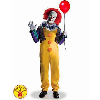 Luxe clown vermomming volwassene