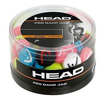 Vibrazione Dampener Head PRO DAMP JAR (70 pcs) Multicolore