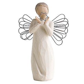 Willow Tree Bright Star Angel Figurine