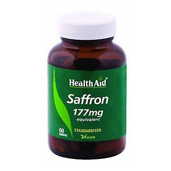 HealthAid Safran 177mg Kapseln 60 (804223)