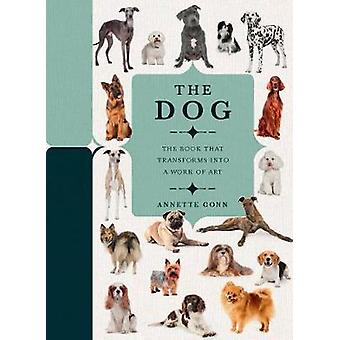 Paperscapes - The Dog by Annette Conn - 9780233005836 Book