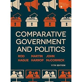 Comparative Government and Politics - An Introduction by John McCormic